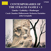 Play & Download Contemporaries of the Strauss Family, Vol. 3 by Komorní filharmonie Pardubice | Napster
