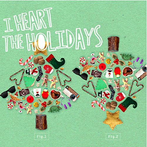I Heart the Holidays by Various Artists