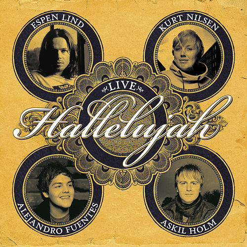 Play & Download Hallelujah - Live by Espen Lind | Napster