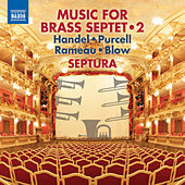 Play & Download Music for Brass Septet, Vol. 2 by Septura | Napster