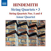 Play & Download Hindemith: String Quartets, Vol. 3 by Amar Quartet | Napster