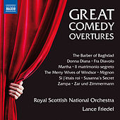 Great Comedy Overtures by Royal Scottish National Orchestra