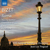 Bizet: Roma & Other Orchestral Works by Jean-Luc Tingaud