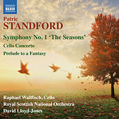 Standford: Symphony No. 1, Cello Concerto & Prelude to a Fantasy by Various Artists