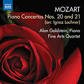 Play & Download Mozart: Piano Concertos Nos. 20 & 21 (Arr. I. Lachner) by Alon Goldstein | Napster