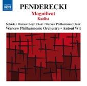 Penderecki: Magnificat & Kadisz by Various Artists