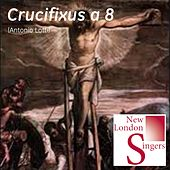 Play & Download Antonio Lotti: Crucifixus a 8 by New London Singers | Napster