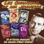 25 artistes chantent les succès d'Henri Contet (Collection