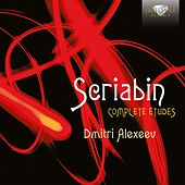 Scriabin: Complete Études by Dmitri Alexeev