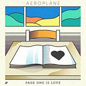 Play & Download Page One Is Love by Aeroplane | Napster