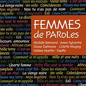 Femmes de paroles by Various Artists