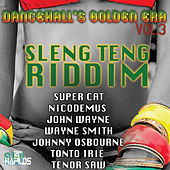 Dancehall Golden Era, Vol.3 - Sleng Teng Riddim von Various Artists