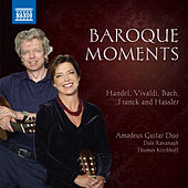 Play & Download Baroque Moments by Amadeus Guitar Duo | Napster