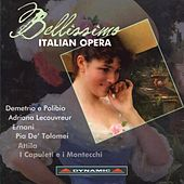 Play & Download Bellissimo (Italian Opera) by Various Artists | Napster