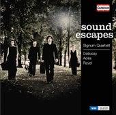 Play & Download Sound Escapes by Signum Quartett | Napster
