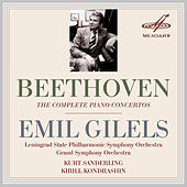 Play & Download Beethoven: The Complete Piano Concertos by Emil Gilels | Napster