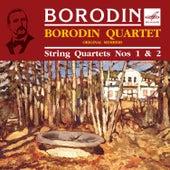 Play & Download Borodin Quartet Performs String Quartets Nos. 1 & 2 by Borodin Quartet | Napster