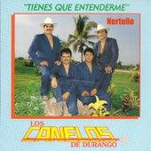 Play & Download Tienes Que Entenderme by Los Canelos De Durango | Napster