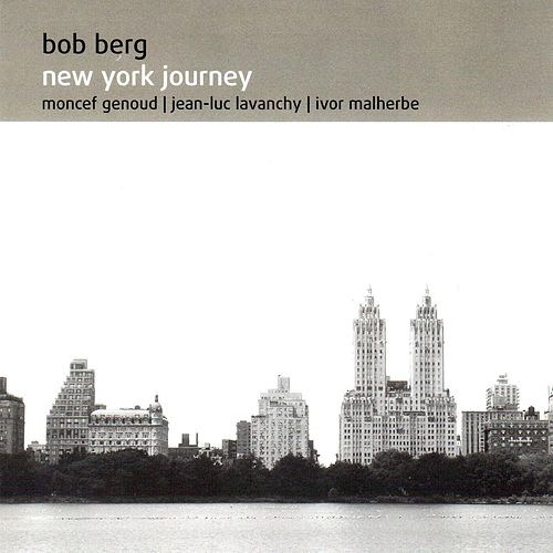 New York Journey by Bob Berg