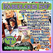 Fabulous 50' Vol. 5 - Sung Originals by Various Artists