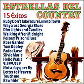 Play & Download Estrellas del Country . 15 Grandes Exitos by Various Artists | Napster