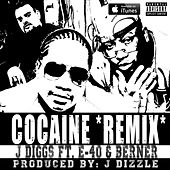 Play & Download Cocaine (feat. E-40 & Berner) by J-Diggs | Napster