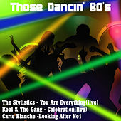 Those Dancin 80's by Various Artists