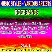 Play & Download Rockbands Vol. 1 by Various Artists | Napster