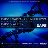 Dapz, Gappa G & Hyper Hypa - River Nijer Revisited / Dapz & Whitex - Double Helix by Various Artists