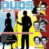 Play & Download Duos d'un jour (24 rencontres artistiques exceptionnelles) by Various Artists | Napster