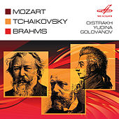 Play & Download Mozart: Concerto - Tchaikovsky: Moscow Cantata  - Brahms: Variations and Fugue on a Theme by Handel by Various Artists | Napster