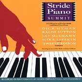 Play & Download Stride Piano Summit: A Celebration Of Harlem... by Various Artists | Napster