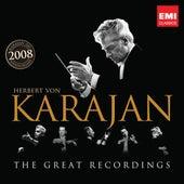 Hebert von Karajan: The Great Recordings by Various Artists