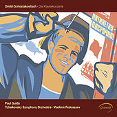 Shostakovich: Piano Concertos Nos. 1 & 2 by Paul Gulda
