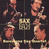 Play & Download Sax Bach by Barcelona Sax Quartet | Napster