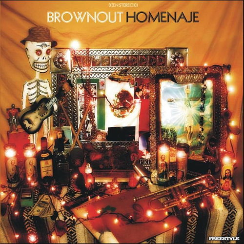 Play & Download Homenage by Brownout | Napster