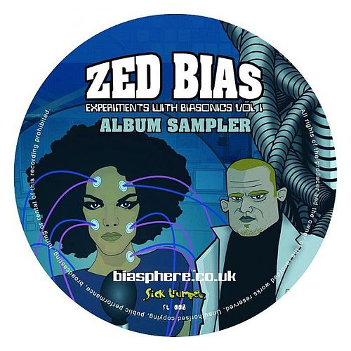 Experiments With Biasonics Volume 1 Album Sampler by Zed Bias