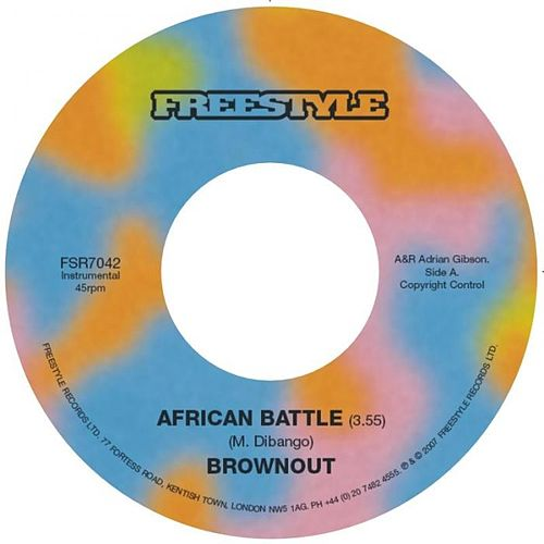 Play & Download African Battle by Brownout | Napster