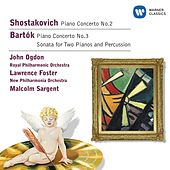 Shostakovich & Bartok:Piano Concertos/Sonata for 2 pianos & percussion by Various Artists