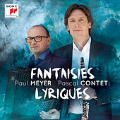 Play & Download Fantaisies Lyriques by Pascal Contet | Napster