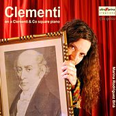Play & Download Clementi On a Clementi & Co Square Piano by Marina Rodríguez Brià | Napster