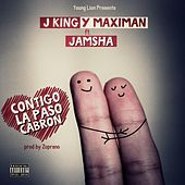 Play & Download Contigo la Paso Cabron (feat. Jamsha) by J King y Maximan | Napster