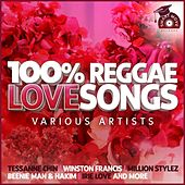 Play & Download 100% Reggae Love Songs by Various Artists | Napster
