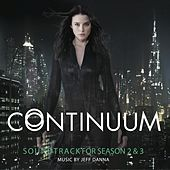 Continuum (Music from the Original TV Series), Season 2 by Jeff Danna