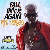 Fall In Love Again - Single by Mr. Vegas