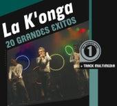La K'onga: 20 Grandes Exitos (Live) by Konga