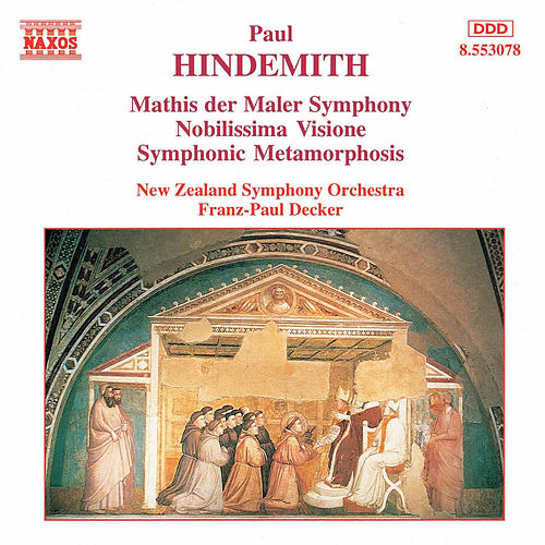 Mathis der Maler / Symphonic Metamorphosis by Paul Hindemith