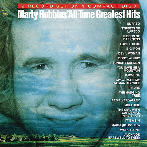 All-Time Greatest Hits by Marty Robbins