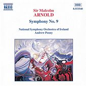 Symphony No. 9 by Sir Malcolm Arnold