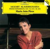 Play & Download Mozart: Piano Sonatas K.310, K.333 & K.545 by Maria Joao Pires | Napster